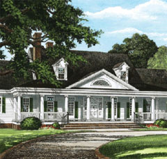 William Poole Southern Comfort Homes Gallery