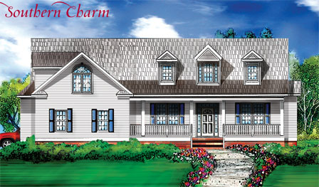 Southern charm southern comfort homes gallery Southern charm house plans